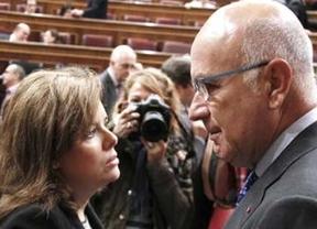 Rajoy no se verá con Mas, pero la vicepresidenta se reunirá con Duran para hablar del referéndum