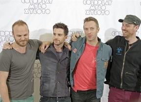 Coldplay comparte en un vídeo su vuelta a los escenarios
