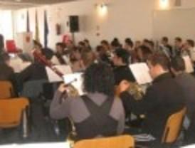 Concierto solidario a favor de Cáritas en el Auditorio Regional