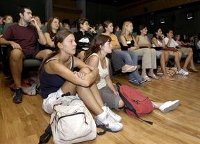El presupuesto para becas Erasmus ascenderá este curso a 34 millones de euros frente a los 18 previstos