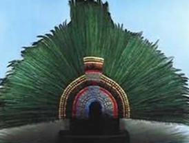 """INAH espera que se concrete este año el retorno del """"Penacho de Moctezuma"""""""