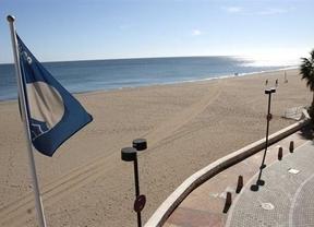 España y sus playas baten un nuevo récord histórico de 'banderas azules'