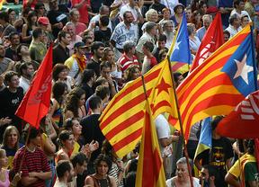 Cataluña calienta su 'marcha-chantaje' al conjunto del Estado español