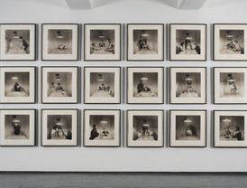 El CAAC aumenta su colección permanente con 143 nuevas obras