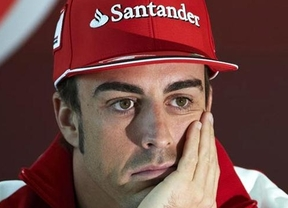 Peor, imposible... o casi: más problemas del F14T de Ferrari obligan a Alonso a retirarse de los entrenamientos