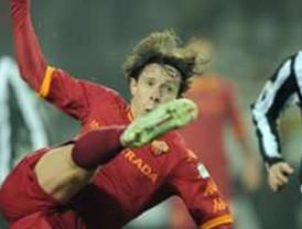 Roma vence al Juventus y ya está en semifinales de Copa Italia