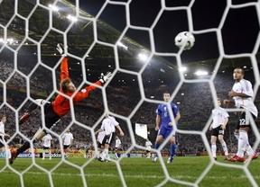 Los líderes europeos no se cortan: colocan teles para ver el fútbol en plena cumbre europea