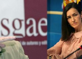El Supremo exculpa a Sinde de no haber 'destapado' a la SGAE