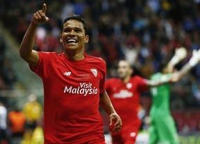 El Sevilla, rey de la Liga Europa con su cuarto título tras derrotar al Dnipro (3-2)