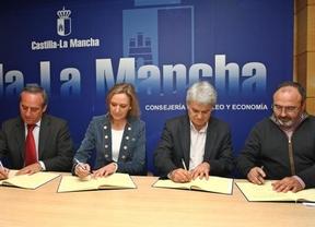 Junta, sindicatos y CECAM renuevan colaboración para la solución de conflictos laborales