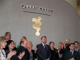 Monteseirín inaugura el Espacio Metropol Parasol de la Encarnación tras cinco años y 89 millones