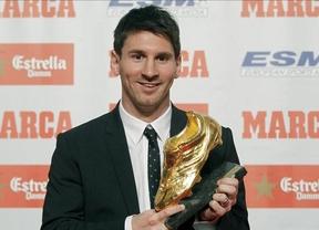 Messi sigue coleccionando premios: elegido mejor jugador del Mundo para 'World Soccer'