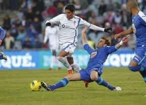 Siqueira salva un punto con polémica para el Granada (2-2)