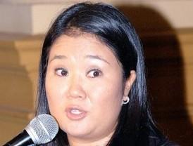Keiko también pide renuncia de ministra