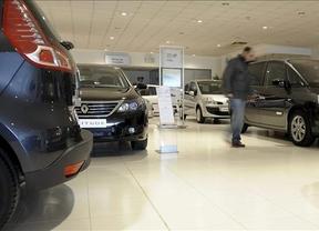 Las ventas de coches crecen en Castilla-La Mancha un 19,4% en julio