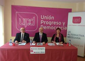 UPyD presenta candidatos y programa electoral para gobernar Albacete