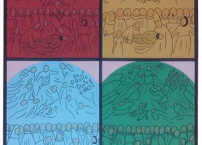 El Colegio Medalla Milagrosa de Toledo gana el concurso de dibujo del Año Greco