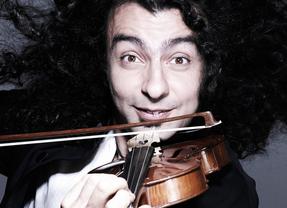 'Los amantes de Teruel' fichan a Ara Malikian para un concierto en su Fundación Cultural