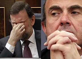Ultimátum a España por el déficit: Rajoy, De Guindos y compañía, con el agua al cuello