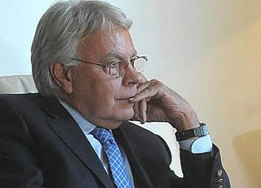 'Veteranos' del PSOE pedirán a Felipe González que presida el partido