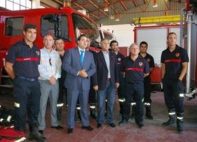 Los bomberos del SEPEI de Albacete: Más de 900 intervenciones en 2013