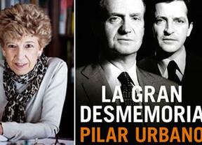 Hondo malestar en La Zarzuela ante el nuevo libro de Pilar Urbano