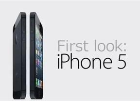 ¿Reconocería la gente el iPhone 5 si lo viese?