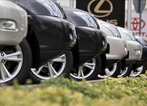 Los automóviles se encarecieron un 2,3% en 2014