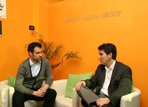 Ricardo y Mario lideran un equipo innovador que anticipa la publicidad del futuro con su 'realidad aumentada'