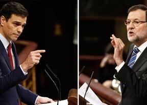 El CIS da, dentro del suspenso general, casi un empate a Rajoy y Sánchez en el debate del estado de la nación