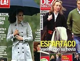 El anillo que Iker Casillas le regaló a Sara Carbonero desata los rumores
