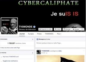 Un ataque de piratas yihadistas boicotea el canal francés TV5 Monde