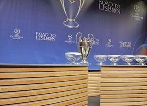 SORTEO CHAMPIONS 2014