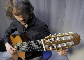 La música de Anthony Ocaña: bastan diez cuerdas para subir 'al cielo'