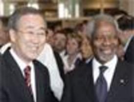 Ban Ki Moon asume Secretaría General de Naciones Unidas
