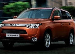 Mitsubishi inicia en octubre la comercialización en España de la nueva generación del Outlander