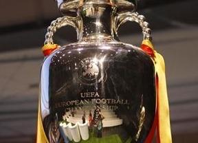 Llegan a Toledo los trofeos de fútbol más queridos por los aficionados
