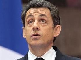 El (mal)trato de Sarkozy a la prensa