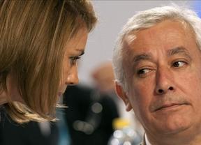 ¿El núcleo duro? Rajoy propone a Pons, Arenas y Floriano