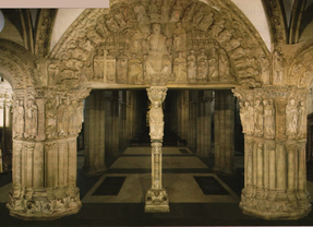 Las visitas guiadas al Pórtico de la Gloria de la Catedral de Santiago costarán 10 euros