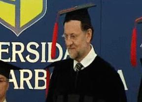 Rajoy, honoris causa en Bogotá