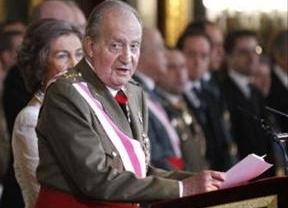 El ministro Morenés defiende al Rey pero dando otra versión sobre sus titubeos: acusó la
