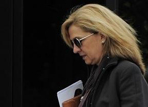 La infanta Cristina sigue imputada: la Audiencia de Palma mantiene su acusación por delito fiscal