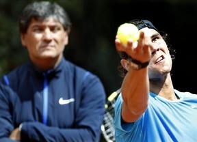 Toni Nadal confía en que Rafa vuelva para la semifinal de la Copa Davis en septiembre