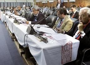 El Gobierno s� teme ahora al cambio clim�tico... en medio de la recogida de votos de la ONU