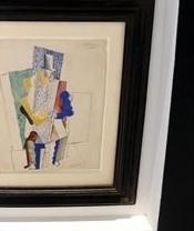 Compra por 100 euros un Picasso que vale un millón de dólares... para colgarlo en la pared
