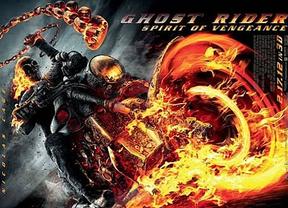 Nuevo cartel de la segunda parte de 'El Motorista Fantasma'