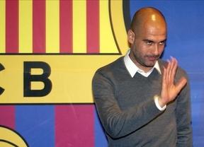 Guardiola dice adiós a la Liga con polémica: