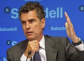 Sabadell duplica las pérdidas de la CAM previstas por el Banco de España