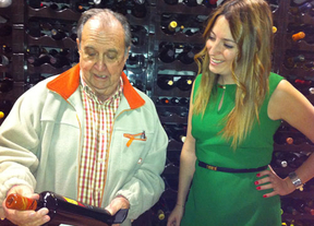 Laura y José Antonio presentan Coto Pelayo: 'una solución global para las exportaciones de bodegas pequeñas y medianas'